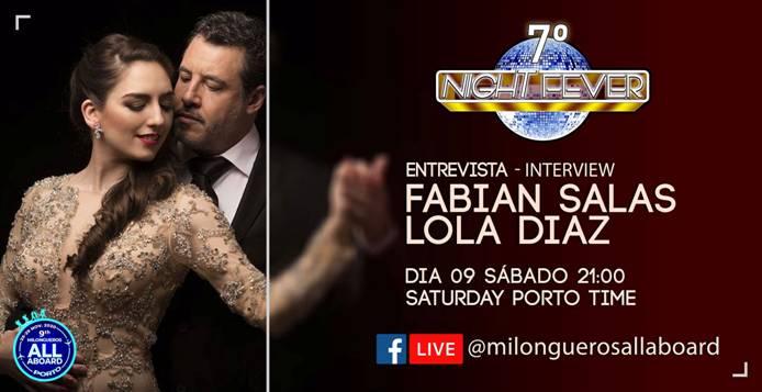 6 night fever - fabian salas - tango argentino