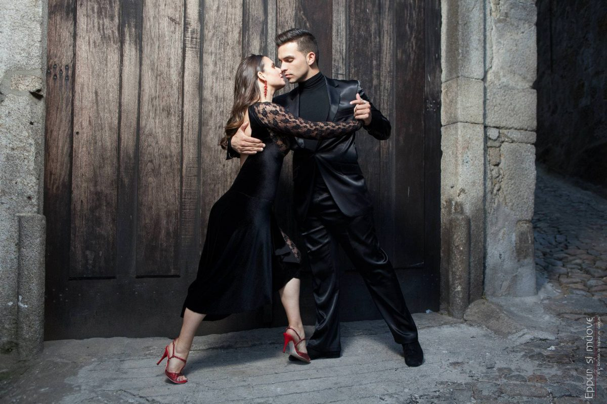 tango teachers Isabel Costa e Nelson Pinto
