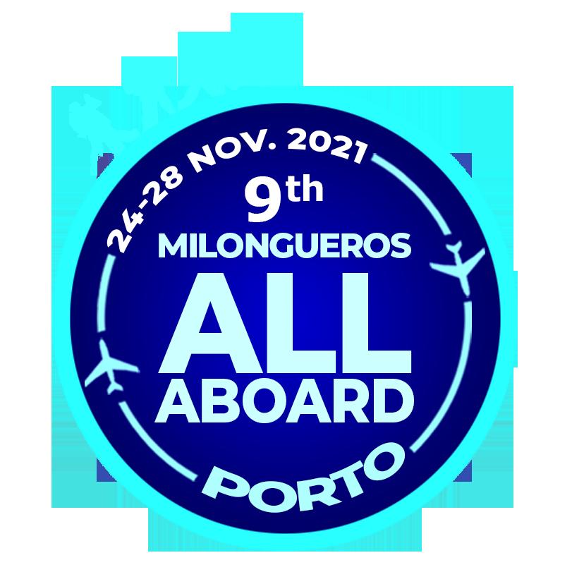 Milongueros All Aboard Porto Tango Festival