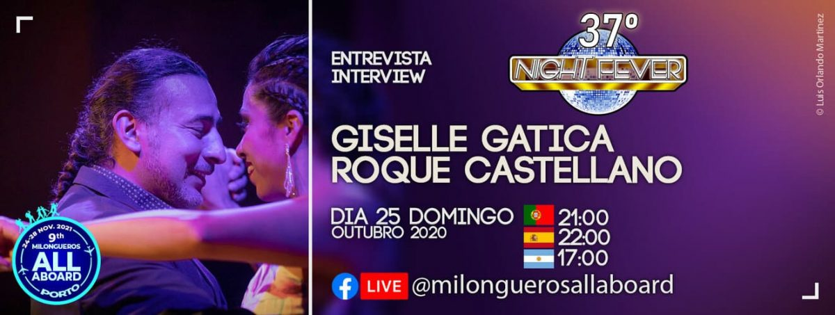 INTERVIEW WITH GISELLE GATICA ANDA ROQUE CASTELLANO