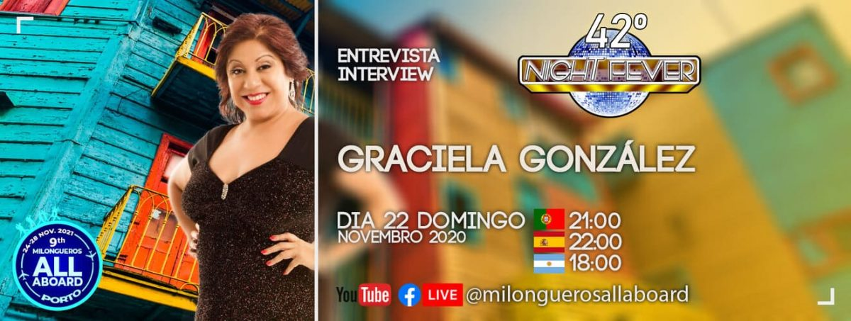 INTERVIEW WITH GRACIELA GONZÁLEZ