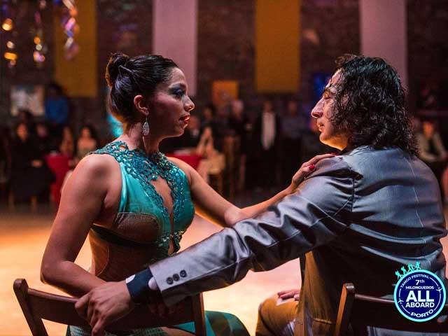 show tango douro no festival de tango milongueros all aboard com roque e giselle