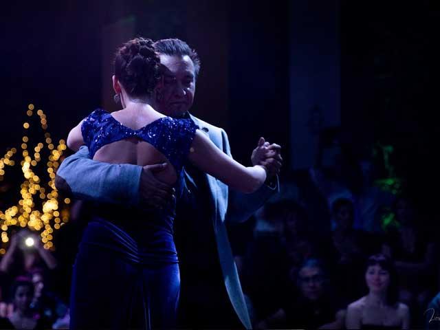chicho e juana no festival alla aboard porto tango